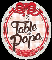 La Table de papa Logo